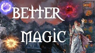 ELDER SCROLLS 6 - Magic Vs Combat (Making Magic Worthwhile)