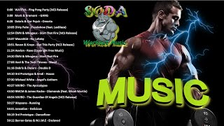 Best Workout Music 2019   Gym Motivation Music