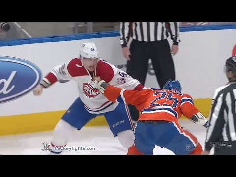 Darnell Nurse vs. Michael McCarron