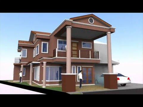 Reka Bentuk Rumah Teres Setingkat Design Rumah Terkini