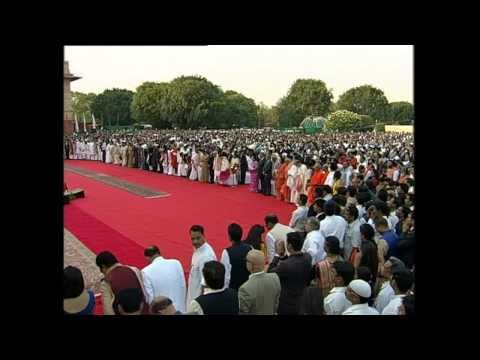 Shri Narendra Modi takes oath as Prime Minister of India at Rashtrapati Bhavan HD
