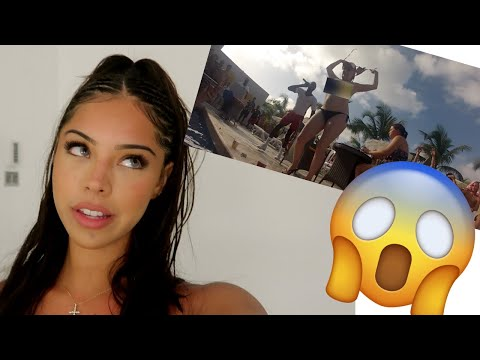 CANT BELIEVE THIS HAPPENED IN THE DOMINICAN REPUBLIC.. **hilarious**