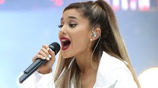 ARIANA GRANDE :: How she does vocal warm up? 4 types of vocal warm up exercises for you to sing cool