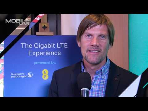 Qualcomm showcases Gigabit LTE