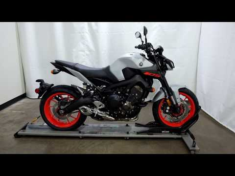 2020 Yamaha MT-09 in Eden Prairie, Minnesota - Video 1