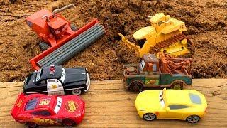 Мультики про Машинки для Детей Тачки Молния Маквин Все серии подряд #13