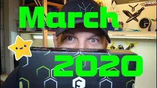 FPV Crate March/2020 Unboxing and Review (deutsch)