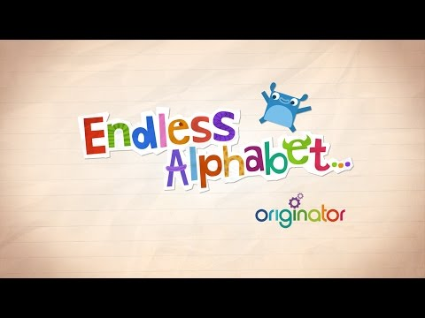 Video of Endless Alphabet
