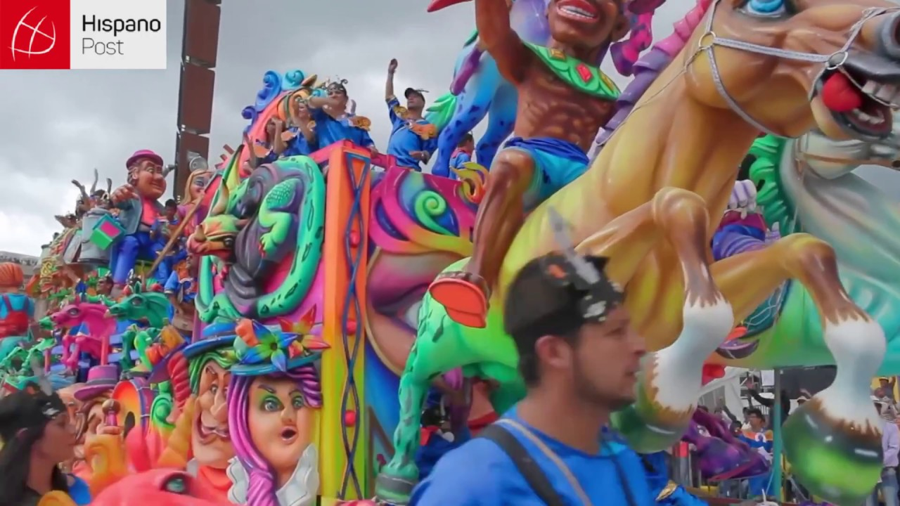 Ferias y festivales en enero de Colombia