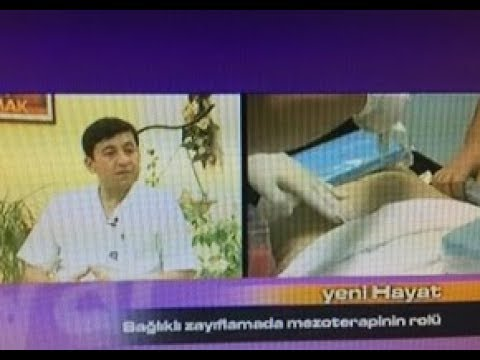 BÖLÜM 28 Dr Adnan Gürcan Newform ile Yenihayat / SAĞLIKLI ZAYIFLAMADA MEZOTERAPİNİN ROLÜ