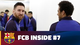 The week at FC Barcelona #7