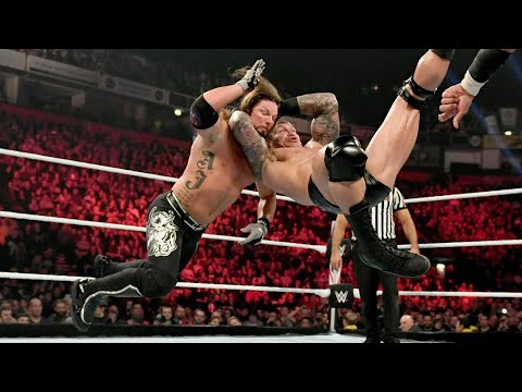 Ups & Downs From WWE RAW (Nov 11)