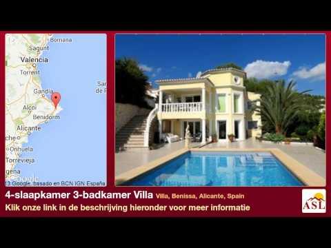 4-slaapkamer 3-badkamer Villa te Koop in Villa, Benissa, Alicante, Spain