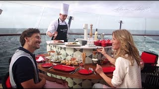 TUI Cruises: Restaurants