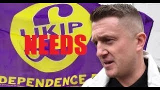 UKIP Tommy Robinson correct. We Must Reject ALL illegal Africans & Migrants. Spain Europe Or Die.