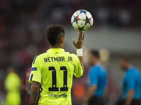 Great Tricksters in Football ► CR7 vs Jay Jay Okocha vs Neymar Jr. ◀  Who wins?