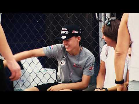 #19 Luke Power profile | Round 05 - Twin Ring Motegi | Idemitsu Asia Talent Cup