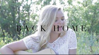 BACK HOME (cover) - Kylee Shaffer