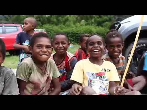 Satgas Binmas Noken Polri Untuk Papua
