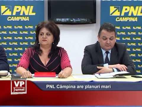 PNL Câmpina are planuri mari