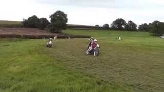 preview picture of video 'FGA Round 10 - Race 19 - Hampton, Malpas - 27th September 2014  - Youths'