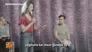Buğra Kazancı ve Buket Sena'yla Gel Beraber Söyleyelim | 3. Hafta