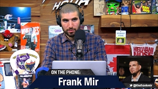 Frank Mir Disenchanted With UFC, USADA: 'I Don't Feel The Same About The Company'