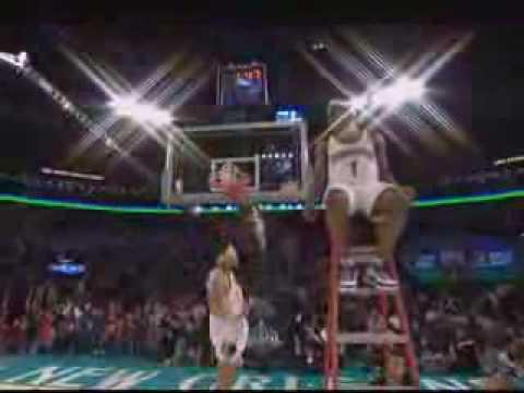 NBA Slam dunk contest 2008