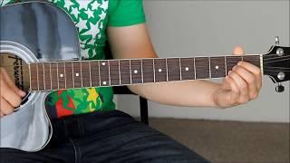 Tensionado - Soapdish Guitar Tutorial Lesson