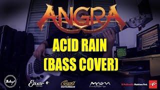 Acid Rain - Angra (Bass Cover)