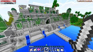 Do NOT Enter the FORBIDDEN Temple in Minecraft!