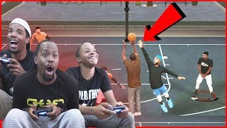 The BIGGEST Shot Of His Life!  - NBA 2K19 Playground Gameplay
