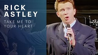 Rick Astley - Take Me to Your Heart (Offiical Video) - YouTube