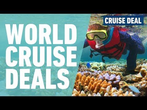 World Cruises - Around the World Holiday Deals