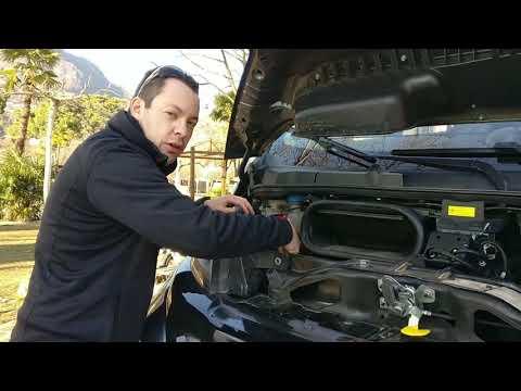 Fiat Ducato Schweinwerfer ersetzen in 5min