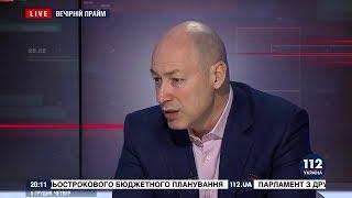 Гордон: Если российские войска пойдут на Киев, начнется партизанская война