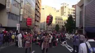 平成25年 神田祭り 江戸神社 神輿 日本三大祭 神田明神です 。