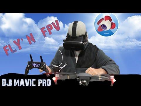 Download Vr Mode Using Litchi Fpv And Goggles For Dji Mavic Pro P