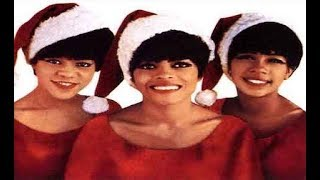 The Supremes - White Christmas (Motown Records 1965)