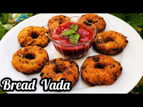 Bread Vada Recipe | Easy and Tasty Recipe || Hash Cooking