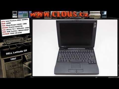 Video - Dell Latitude CP