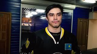 Интервью игроков после матча «Темиртау» - «Бейбарыс»