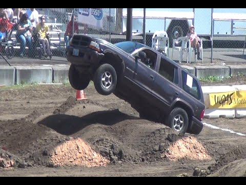 Tuff Truck Dodge Durango  @ Clark County Fair 2014