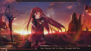 Nightcore - Through With You
