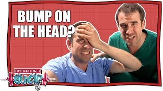 What Should you do to Treat a Bump on the Head?   Operation Ouch   Nugget