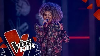 Jaziel Canta Titanium – Audiciones A Ciegas | La Voz Kids Colombia 2019