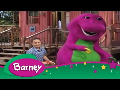 barney sing and dance with demi lovato