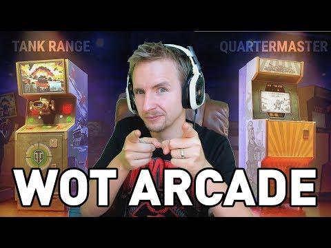 World of Tanks Arcade 2019!