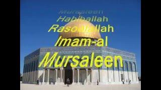 Mawlaya Sali Wa Salim Lyrics -  Muhammad Al-Husayn