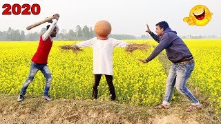 Indian New Funny Video😜-😜Hindi Comedy Videos 2019-Episode-18-Indian Fun || Chotu Fun